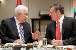 الرئيس يصل عمان للقاء العاهل الاردني