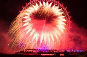 احتفالات رأس السنة الجديدة في عواصم الدول الكبرى (نيويورك - برلين - موسكو - باريس - لندن)