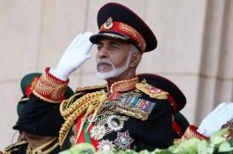 غانتس يعزي بوفاة السلطان قابوس: فقدنا قائدا كبيرا