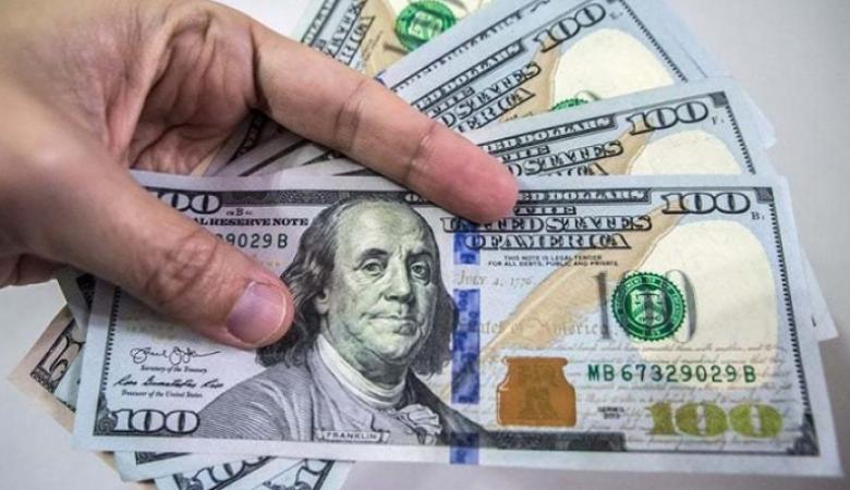 تراجع سعر صرف الدولار أمام الشيقل