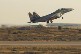 اسرائيل تواصل قصف سوريا وغاراتها توقع 10 قتلى