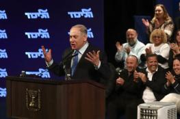 نتنياهو يحذر من تدخل دولي في الانتخابات الاسرائيلية