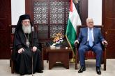 الرئيس يستقبل رئيس اللجنة الرئاسية العليا لشؤون الكنائس
