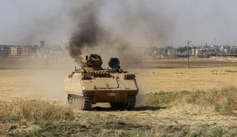 تسيير الدورية الثانية بين القوات الروسية والتركية بسوريا غدا