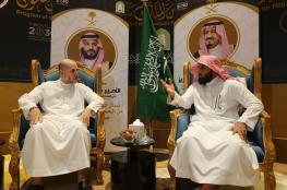 الهباش : موقفنا من السعودية هو موقف الرئيس عباس