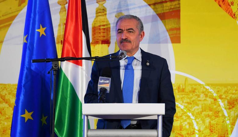 اشتيه يطالب اوروبا بمحاسبة اسرائيل