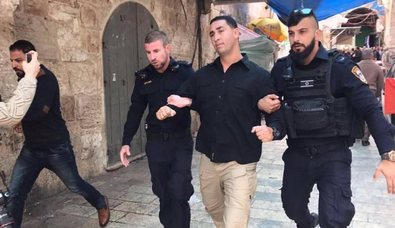 مخابرات الاحتلال تستدعي خمسة من حراس الأقصى للتحقيق