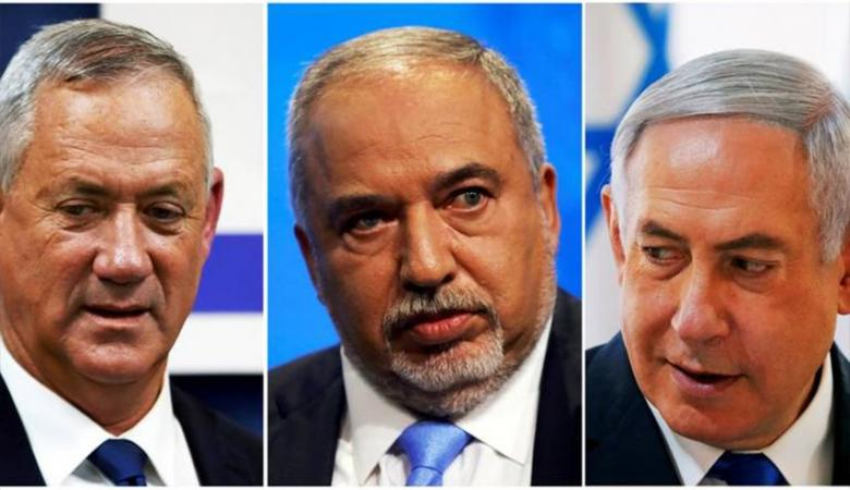 """الإعلان عن النتائج """"شبه النهائية"""" للانتخابات الإسرائيلية"""