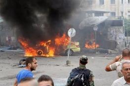 قتلى وإصابات في تفجير انتحاري في السويداء بسوريا