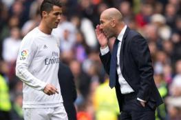 الصحف الاسبانية : زيدان دمر ريال مدريد واعاده الى الصفر