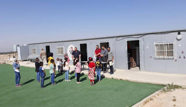 تربية جنوب الخليل تستنكر حملة التحريض الإسرائيلية على مدرسة غوين الأساسية المختلطة