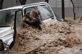 حداد في اليونان بعد مصرع 15 شخصاً في فيضانات مدمرة