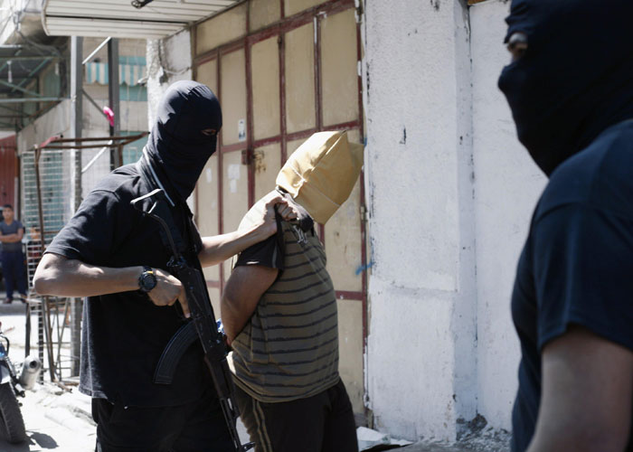 تنفيذ احكام الاعدام بحق العملاء بغزة خلال ايام