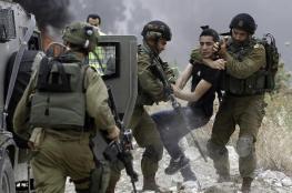 الاحتلال اعتقل 380 فلسطينيا الشهر الماضي