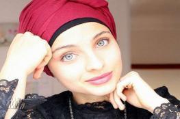 المتسابقة السورية المحجبة تنشر فيديو انسحابها عبر فيسبوك ...شاهد