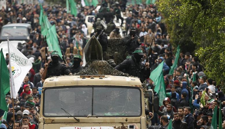 حماس تثمن خطوات السلطة الفلسطينية في مواجهة مشروع القرار الأمريكي