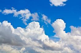 حالة الطقس: اجواء صيفية لطيفة وفرصة ضعيفة لسقوط امطار