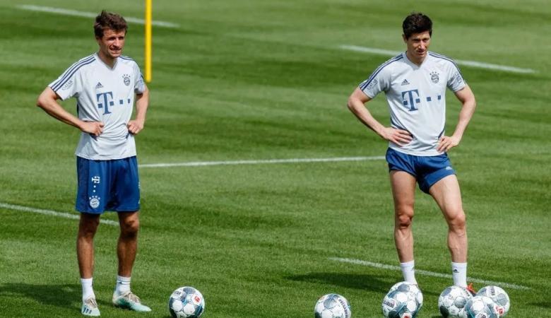 المانيا : العودة الى دوري كرة القدم قريباً جداً