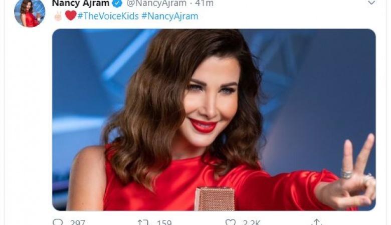 """نانسي عجرم ترفع شارة النصر في أول جلسات التحقيق مع زوجها """"القاتل """""""