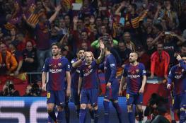 بالفيديو... شاهد أهداف برشلونة وإنتر ميلان (1-1)