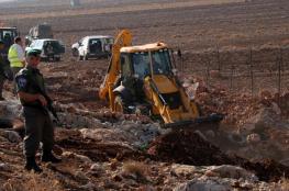 بلدية الاحتلال تجرف أرضية ملعب في سلوان جنوب الأقصى