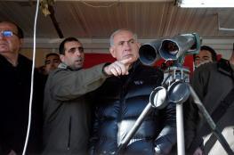 نتنياهو يحذر : حزب الله والايرانيون سيصلون سواحل بحيرة طبريا