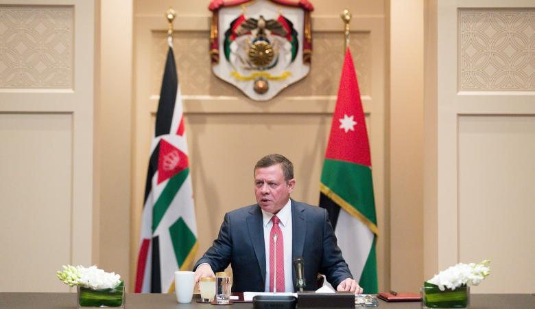 الملك  الأردني يتنبأ بتغييرات دولية كبيرة