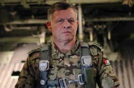 الاردن يحارب داعش في الكرك بقيادة الملك عبد الله