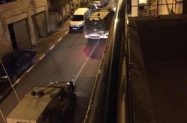 استشهاد شاب و30 إصابة بالرصاص الحي بمواجهات نابلس