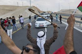 جيش الاحتلال يمدد سريان اغلاق الشوارع المؤدية الى الخان الاحمر