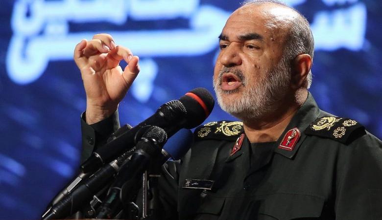 """قائد الحرس الثوري الايراني يوجه رسالة الى السوريين بشأن خروج """"الاعداء """""""
