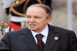 """الجزائر:  صحة الرئيس بوتفليقة """" على أحسن ما يرام"""""""