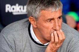 """مدرب برشلونة عن تتويج ريال مدريد باللقب : """"غير عادلة """""""
