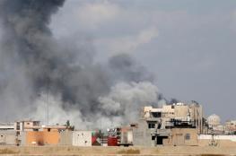 الولايات المتحدة: 26 الف غارة نفذها التحالف ضد اهداف في الموصل