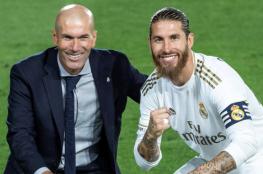 لقب كل 19 مباراة.. إنجاز زيدان الأسطوري مع ريال مدريد