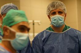 مستشفى المقاصد يجري عملية نوعية لأول مرة في فلسطين