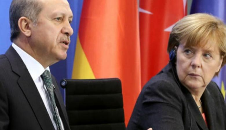 ميركل لأردوغان: لا يمكن التسامح معك بهذا الأمر