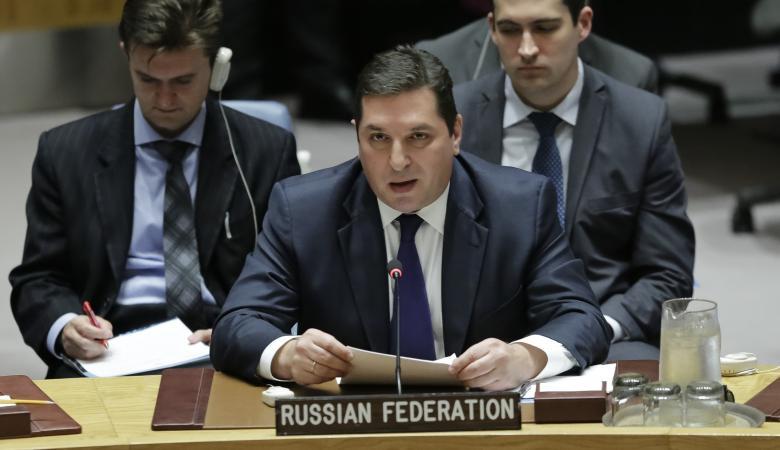 روسيا تعيّن مبعوثا خاصا جديدا للسلام في الشرق الأوسط