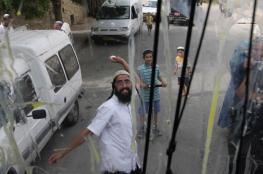 اصابة شاب جراء اعتداء المستوطنين عليه في القدس