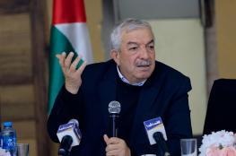 """العالول : """"اسرائيل """" تضيع الوقت بالتطبيع مع الدول العربية"""