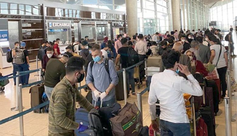 الخارجية تعلن عن موعد رحلة الإجلاء إلى السعودية