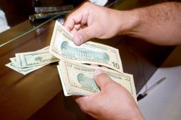 ارتفاع جديد على سعر صرف الدولار مقابل الشيكل