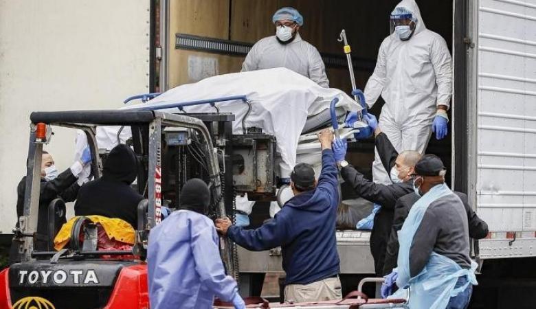 أميركا تسجل أعلى حصيلة وفيات بكورونا في العالم