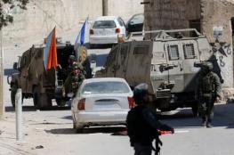 الاحتلال  يقتحم رام الله ويعتقل 6 مواطنين