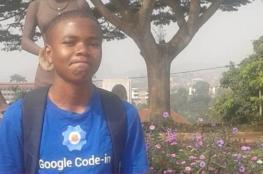 فتى يفوز بجائزة كبيرة من جوجل ولا يمتلك انترنت في منزله  ....كيف ؟