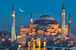 تركيا : أردوغان يحول متحف آيا صوفية الى مسجد
