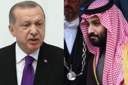 اردوغان : محمد بن سلمان ووزير الخارجية السعودية يكذبان