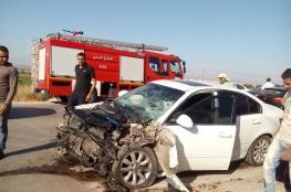 مصرع شخصين وإصابة 150 في حوادث سير بالضفة الاسبوع الماضي