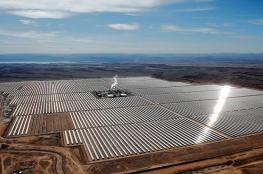 المغرب تنشأ  اضخم مشروع للطاقة الشمسية في العالم