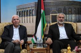 فشل جهود المصالحة الفلسطينية بين فتح وحماس